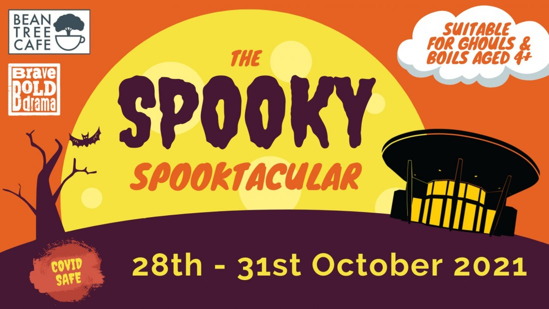 The Spooky Spooktacular, 28 October   Event in Bristol   AllEvents.in