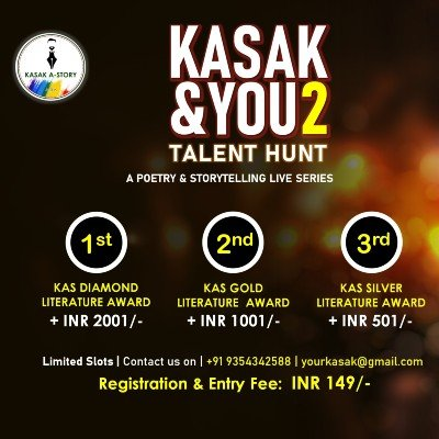 Kasak & You  Session - II