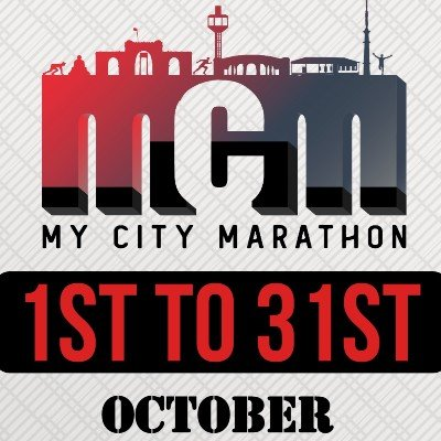 October Cycling & Running Challenge