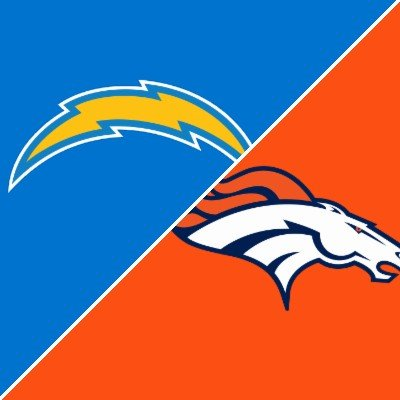 Los Angeles Chargers vs Denver Broncos