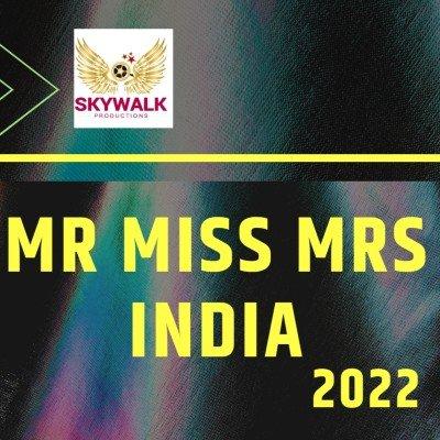 Mr Miss Mrs India World 2022 Application Form