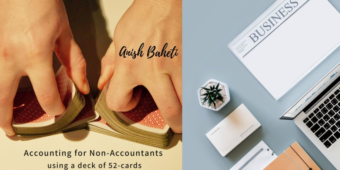Accounting for Non-Accountants using a deck of 52 cards (Offline Workshop), 30 October | Event in Ahmedabad