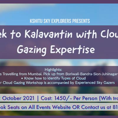 Kalavantin Trek with Cloud Gazing Expertise