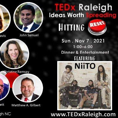 TEDx Raleigh 2021