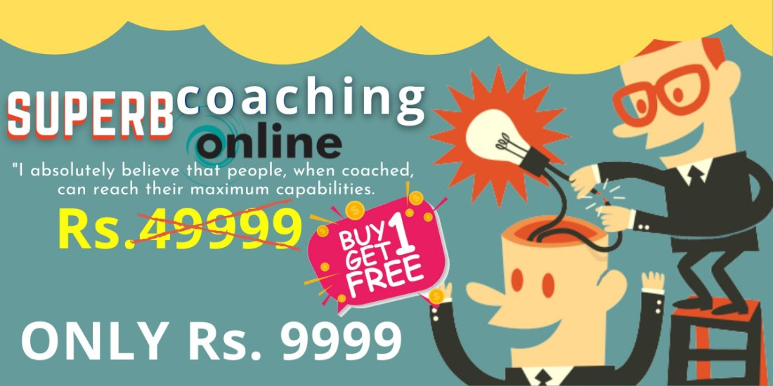 SUPERBcoaching ONLINE - Unleash your Potential One-on-One | Online Event | AllEvents.in