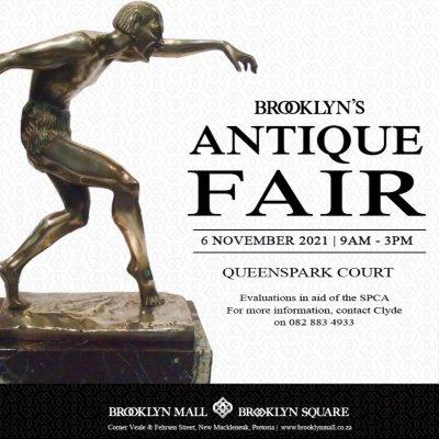 Antique Fair Brooklyn Mall