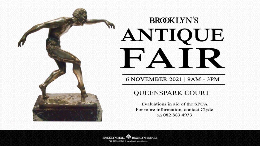 Antique Fair Brooklyn Mall , 6 November | Event in Pretoria | AllEvents.in