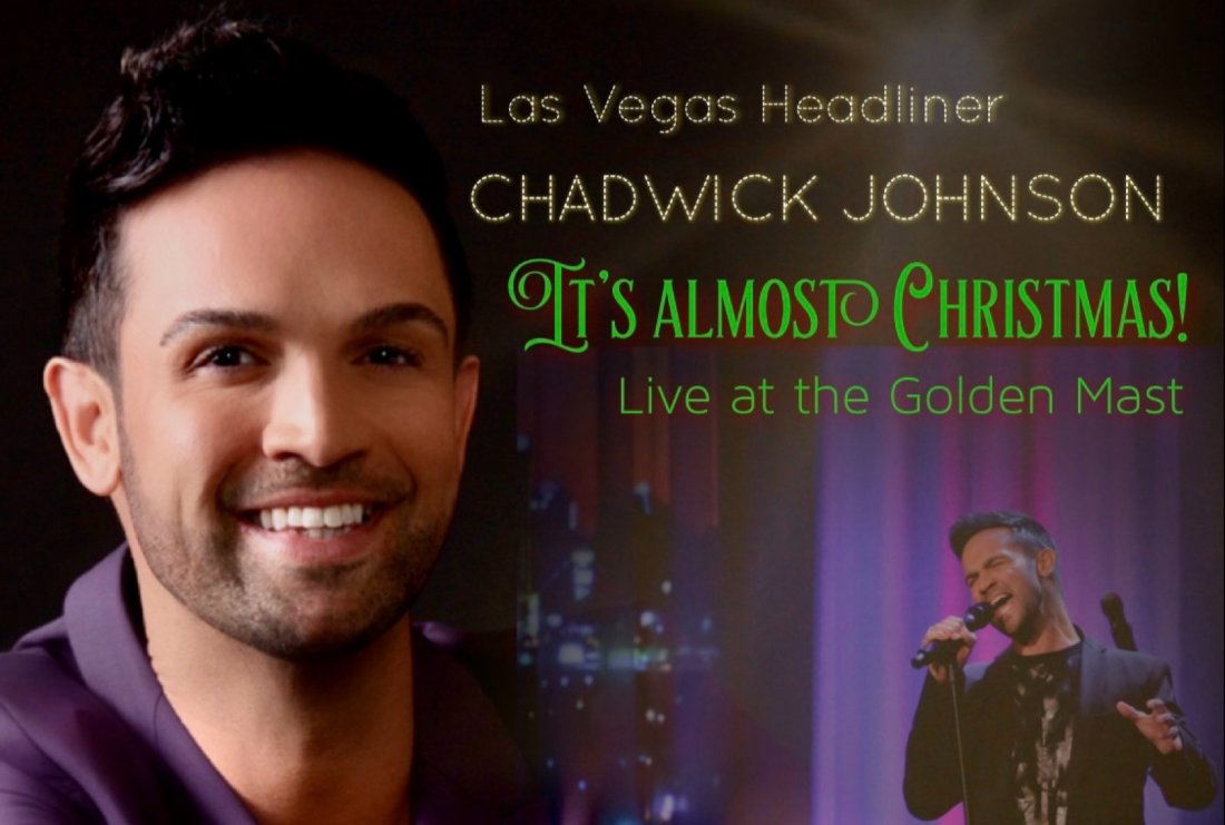 Chadwick Johnson - It's Almost Christmas!  Live at the Golden Mast December 10th, 10 December   Event in Okauchee