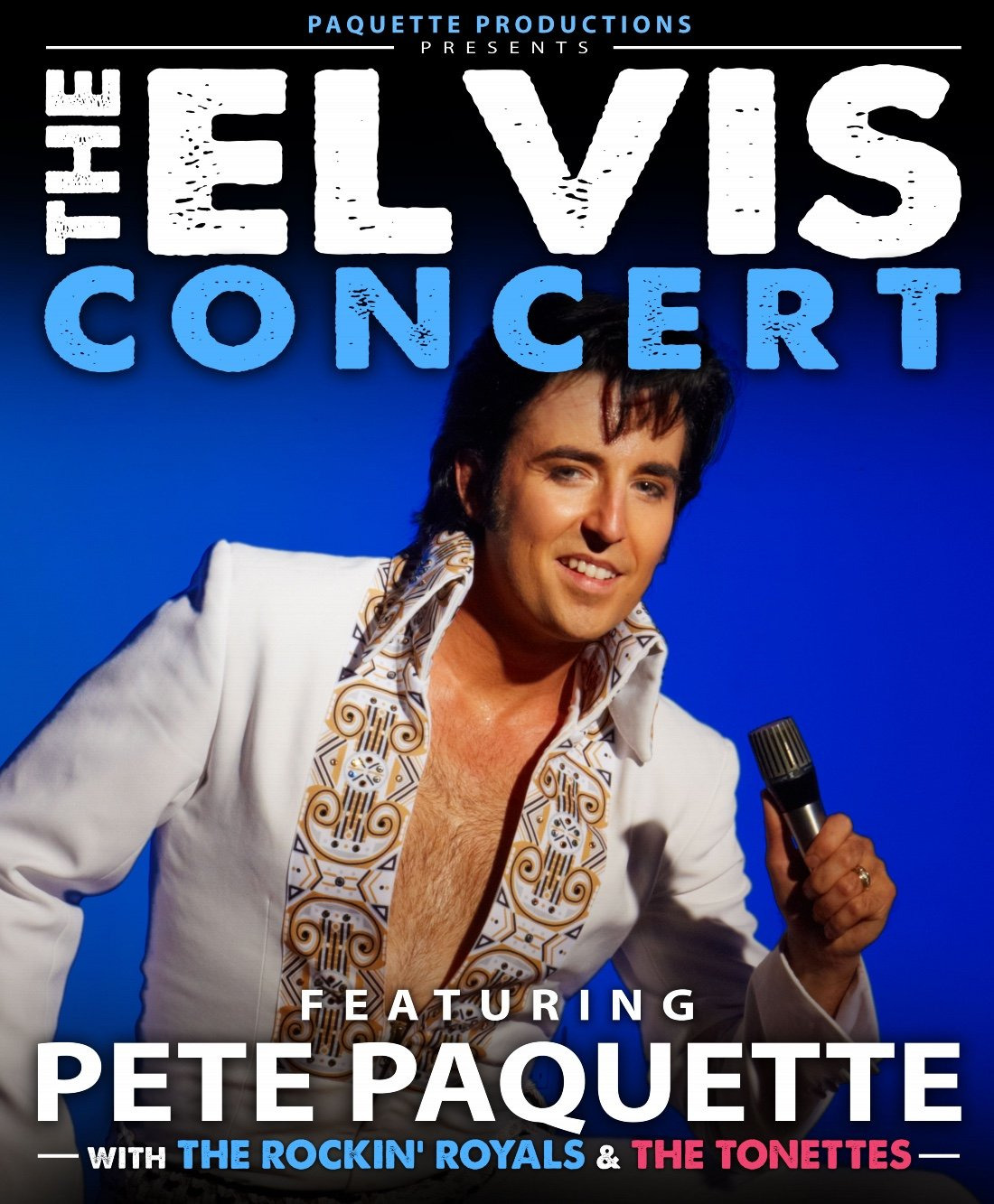 The Elvis Concert starring Pete Paquette, 23 January | Event in Edmonton | AllEvents.in