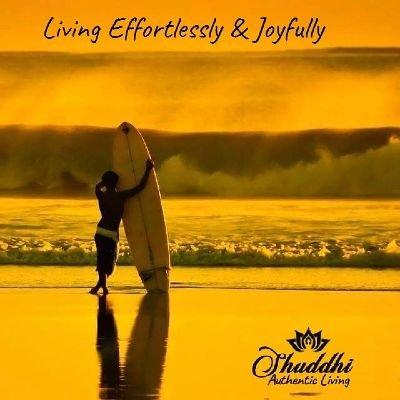 Living Effortlessly & Joyfully  Talks & Meditations (Recorded Event)