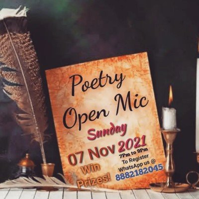 Alfaz(Open Mic Poetry) 3