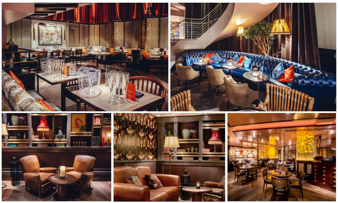 Network After Work | 100 Wardour Street | Welcome Drink | Live Music| DJ | Dancing, 6 January | Event in London